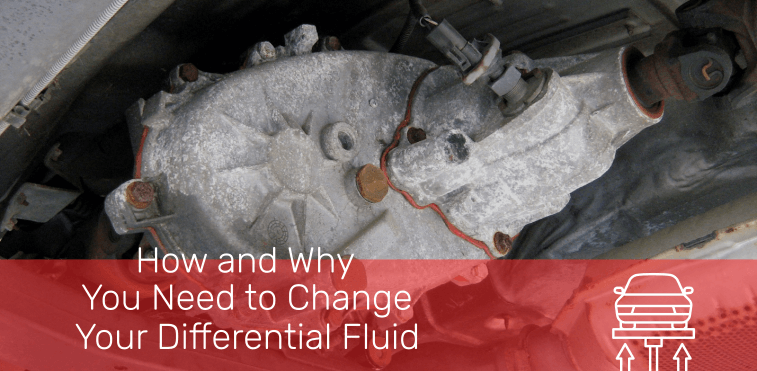 How And Why You Need To Change Your Differential Fluid