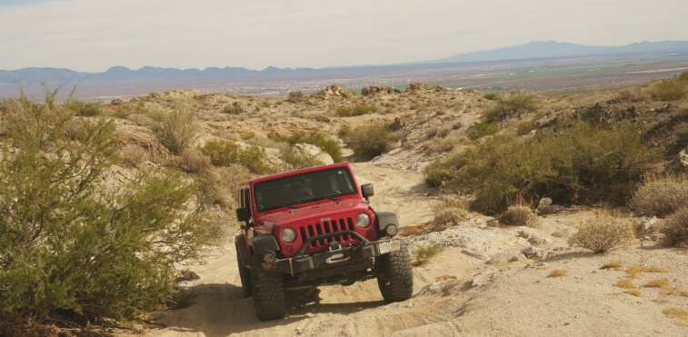 10 Most Amazing Off-Road Destinations in the U.S.
